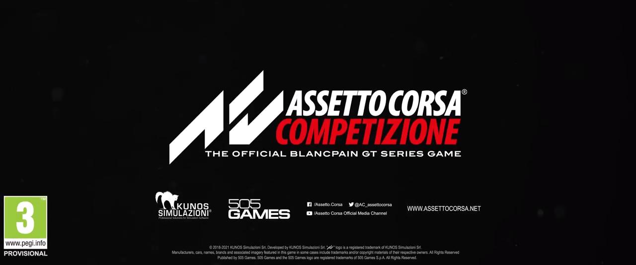Assetto Competizione banner