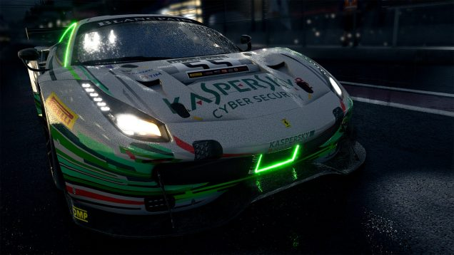 Assetto Corsa Competizione preview screenshot 3