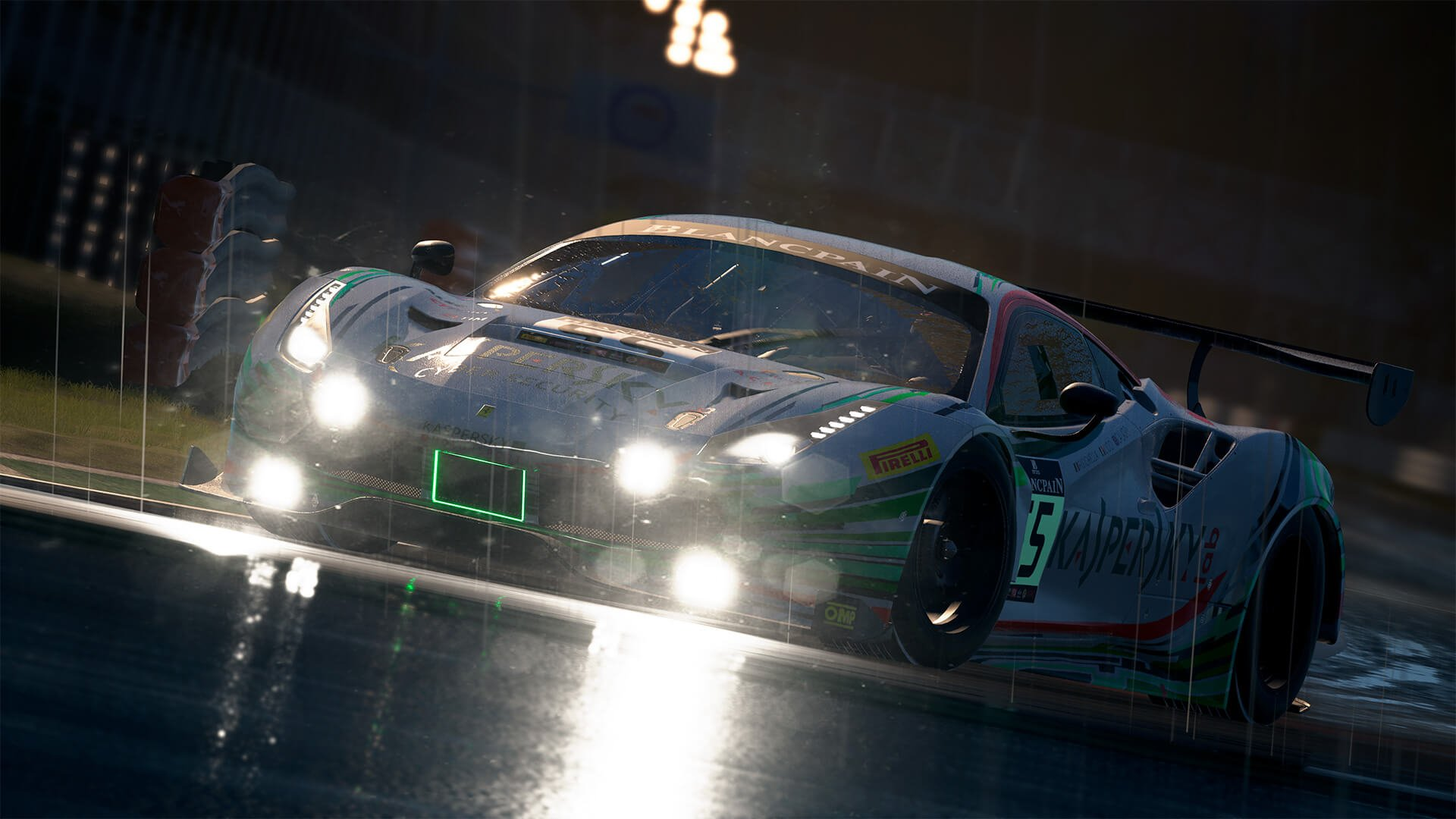 Assetto Corsa Competizione preview screenshot 4