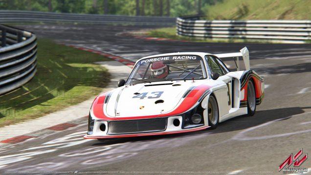 Assetto Corsa Moby Dick Porsche Nordschleife