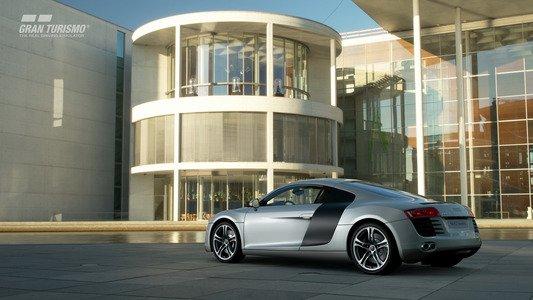 Gran Turismo Sport February Update Audi R8