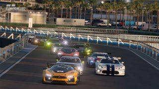 Gran Turismo Sport February Update Blue Moon Speedway Infield Layout B 2