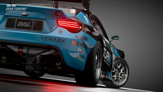 Gran Turismo Sport February Update Subaru Falken Tire : Turn 14 Distribution BRZ 2