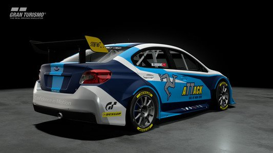 Gran Turismo Sport February Update Subaru Impreza WRX STI Isle of Man Time Attack car 2