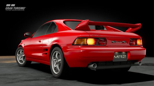 Gran Turismo Sport February Update Toyota MR2 GT-S 2