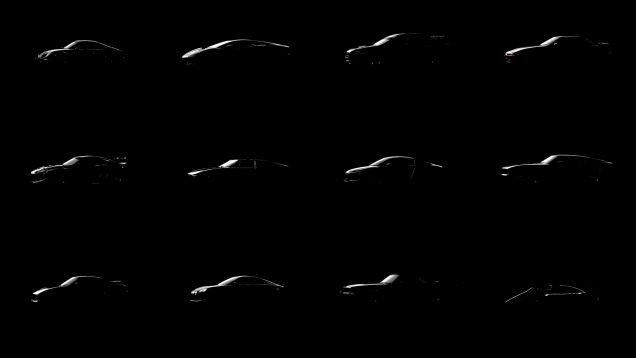Gran Turismo Sport Februrary update car silhouettes