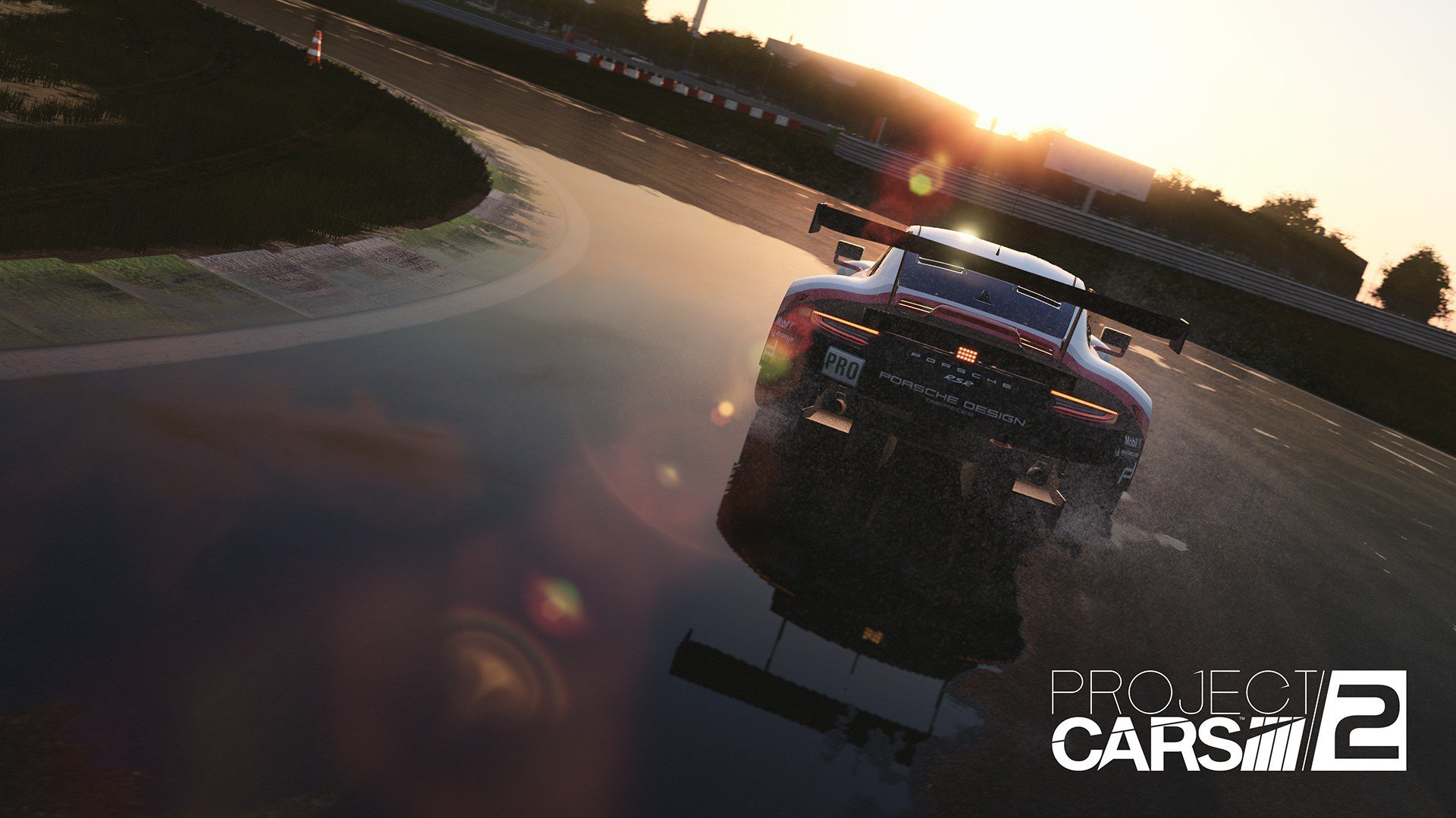 Project CARS 2 2017 Porsche 911 RSR