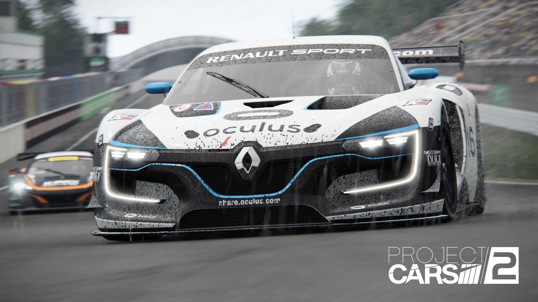 Project CARS 2 Renault GT