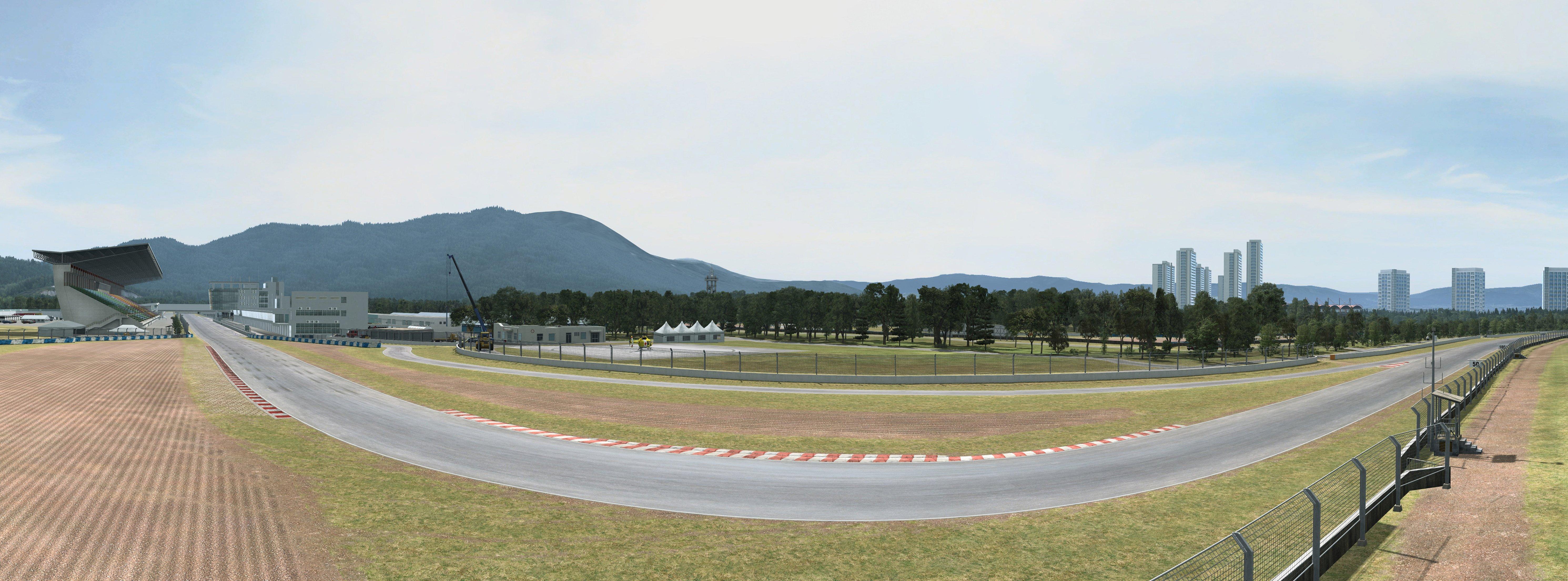 RaceRoom Zhuhai International Circuit 1