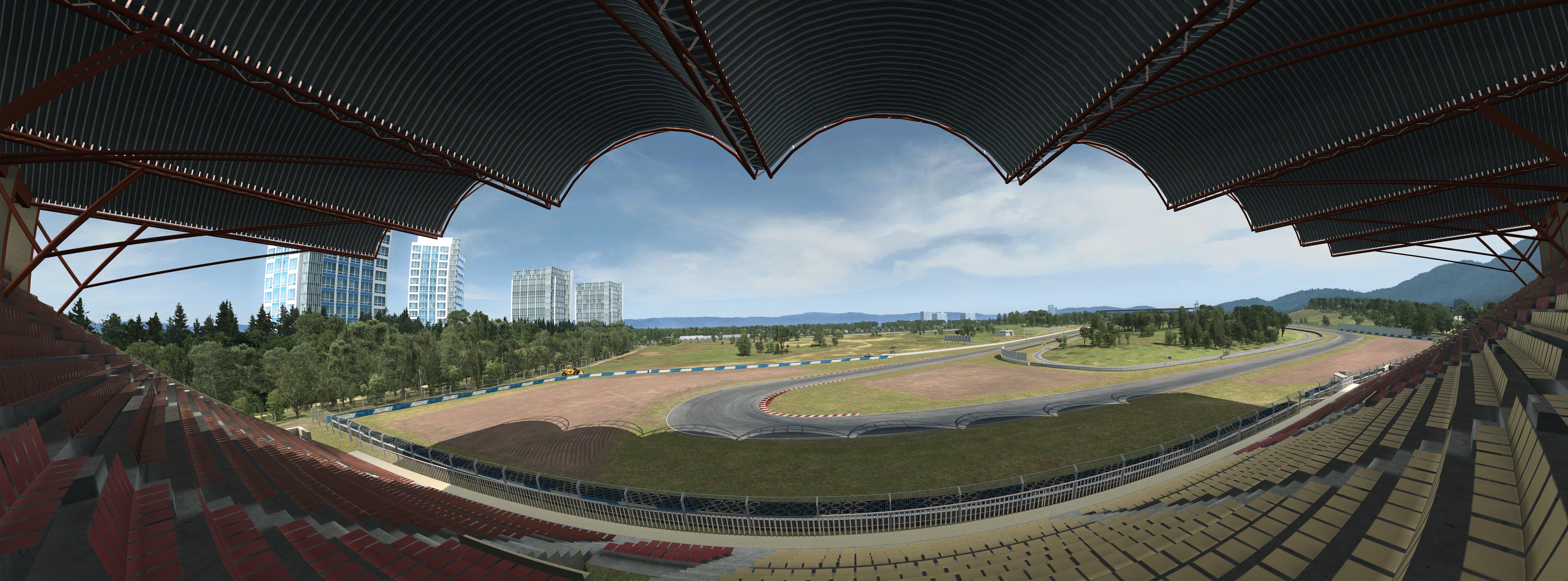 RaceRoom Zhuhai International Circuit 3