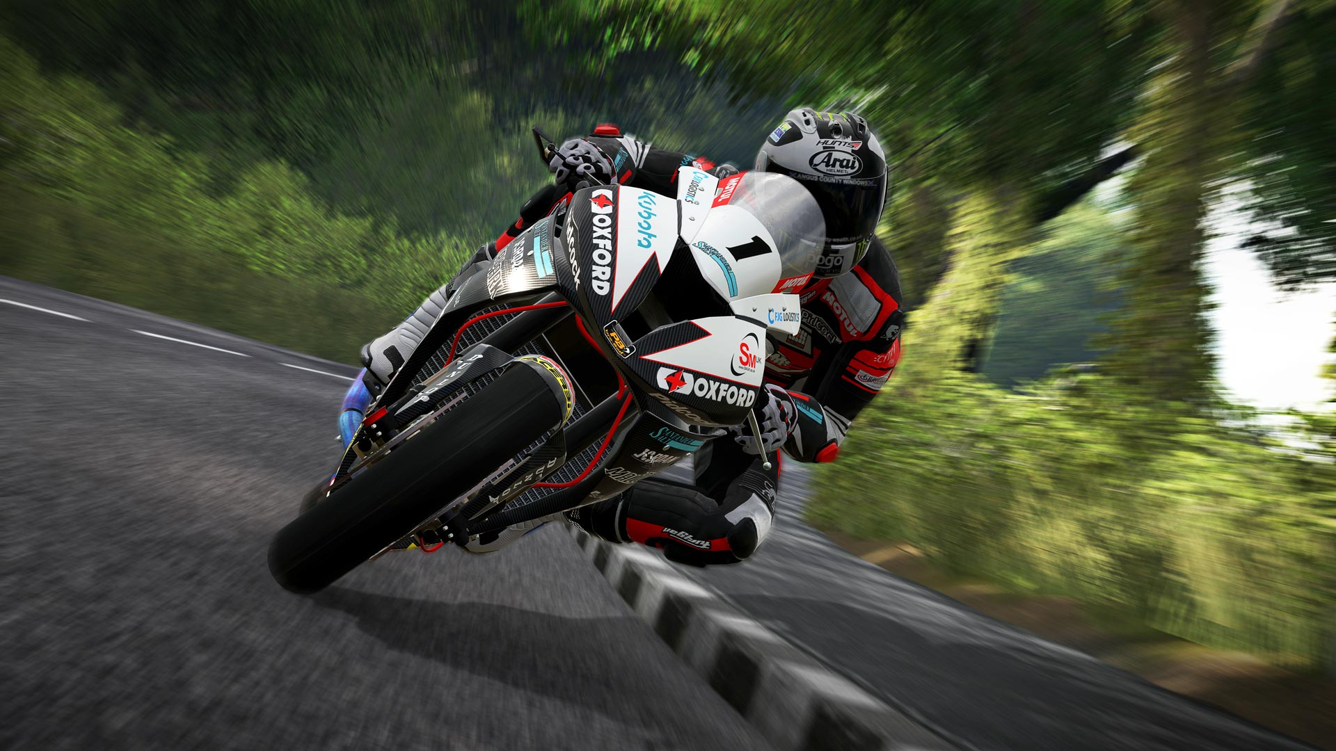 TT Isle of Man Steam 3