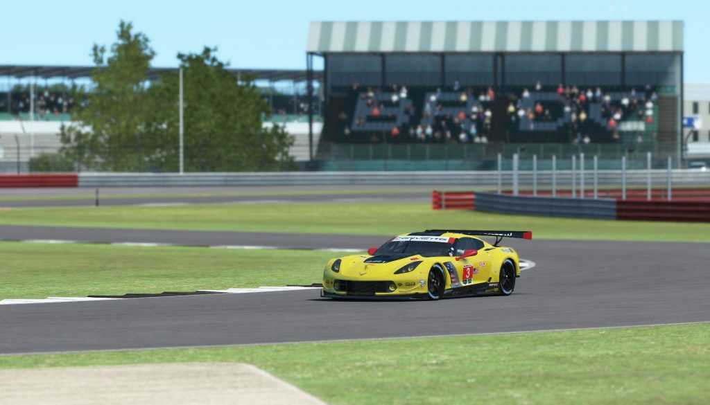 rFactor 2 February roadmap update Corvette C7.R GTE:GTLM 1