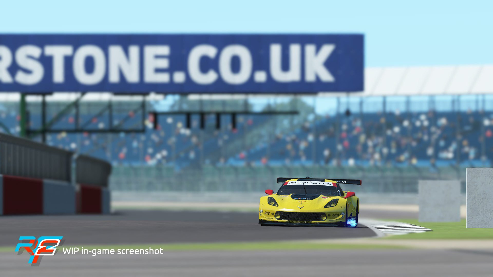 rFactor 2 February roadmap update Corvette C7.R GTE:GTLM 3