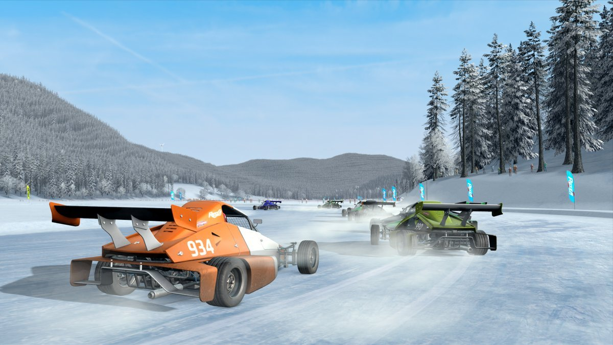 Automobilista Super F-Dirt Buskerud winter preview