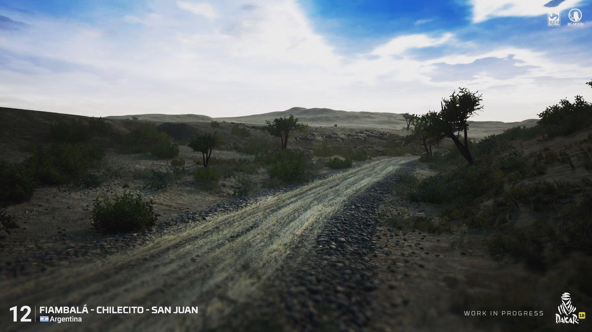 Dakar 18 environment preview 11