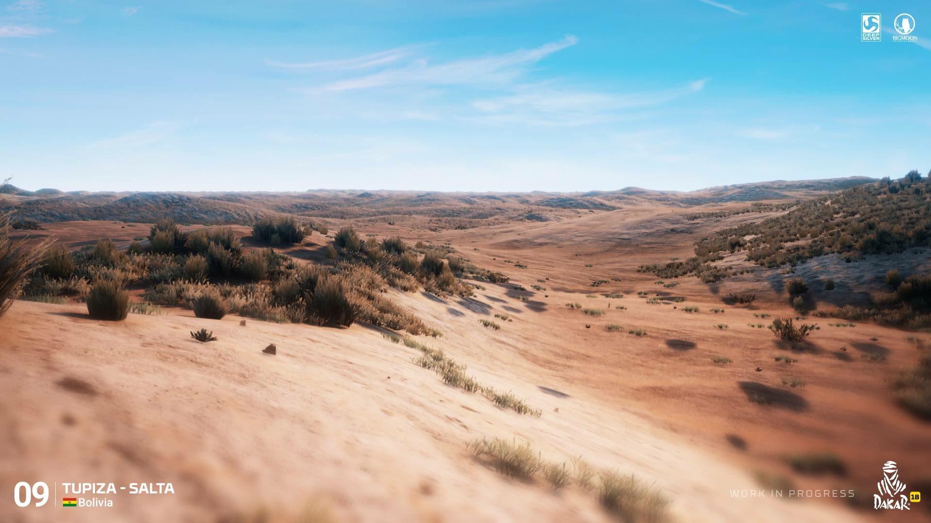 Dakar 18 environment preview 12