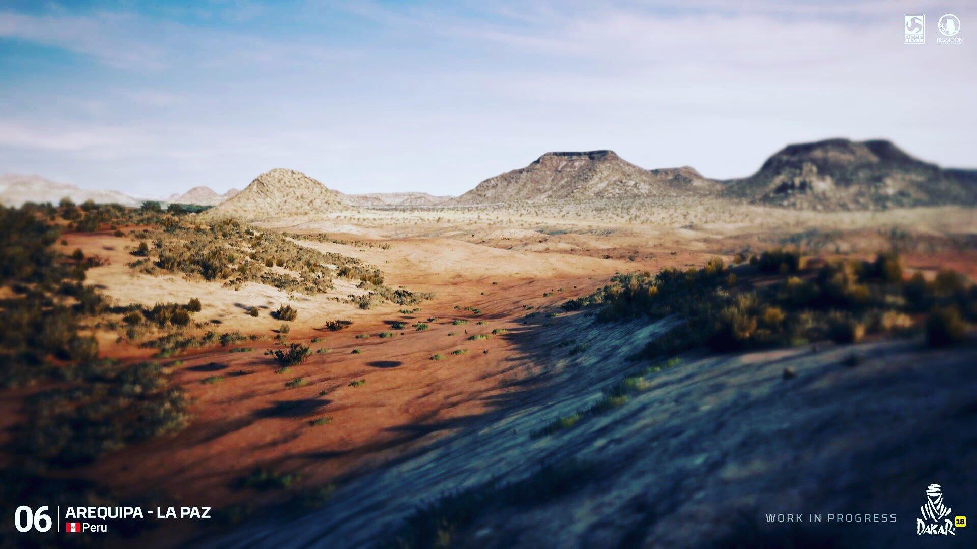 Dakar 18 environment preview 6