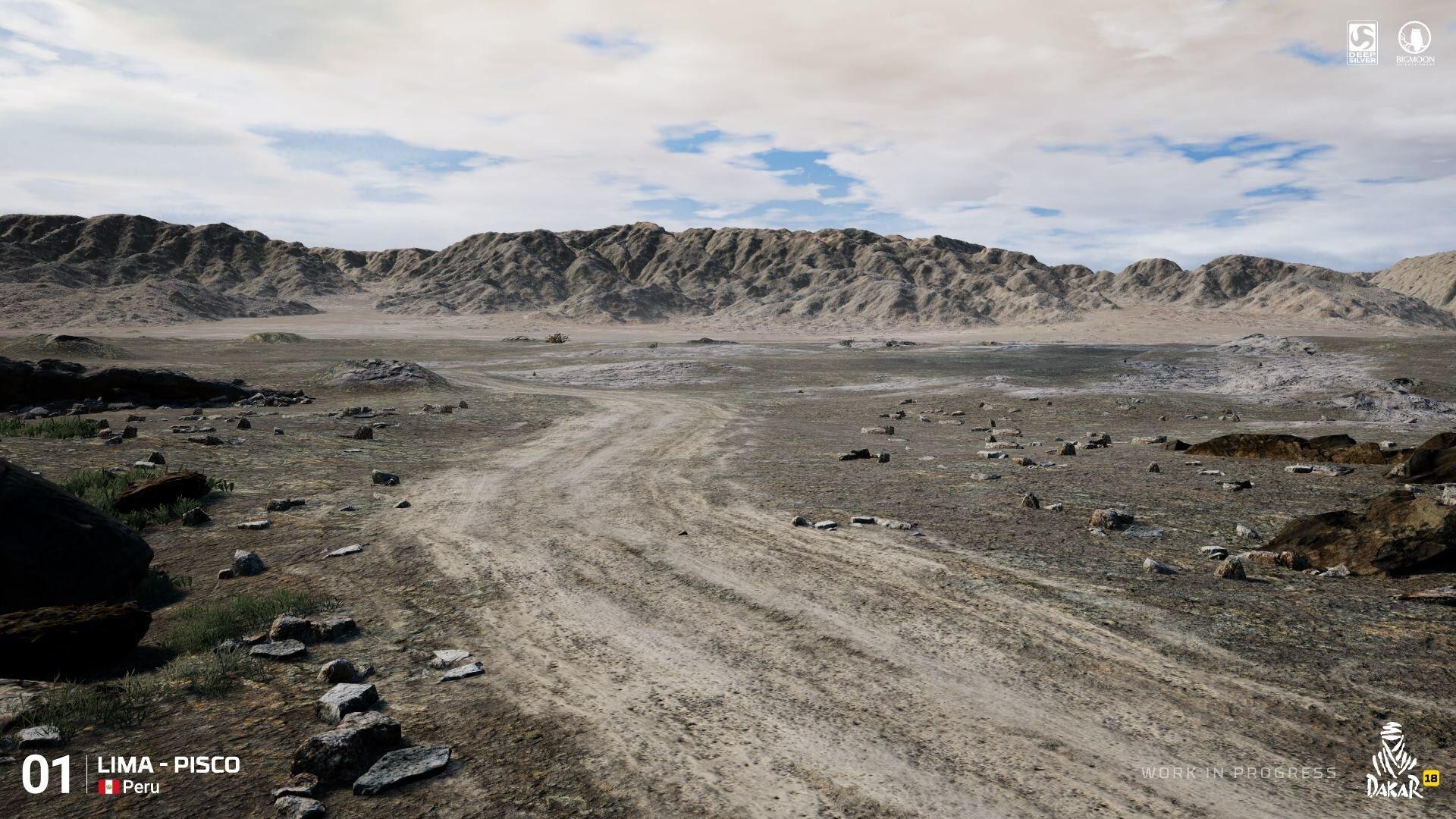 Dakar 18 environment preview 8