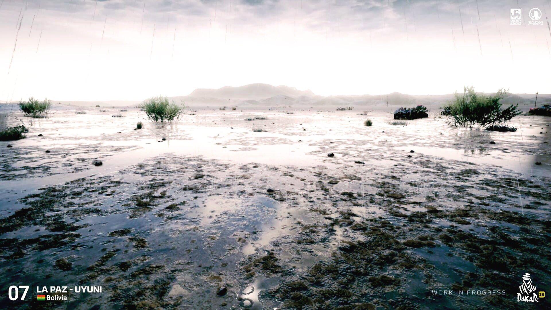 Dakar 18 environment preview 9