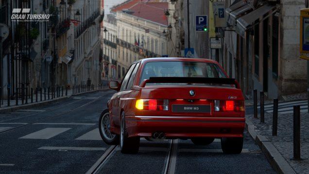 Gran Turismo Sport version 1.15 BMW M3 Sport Evolution '89 (N200) 2