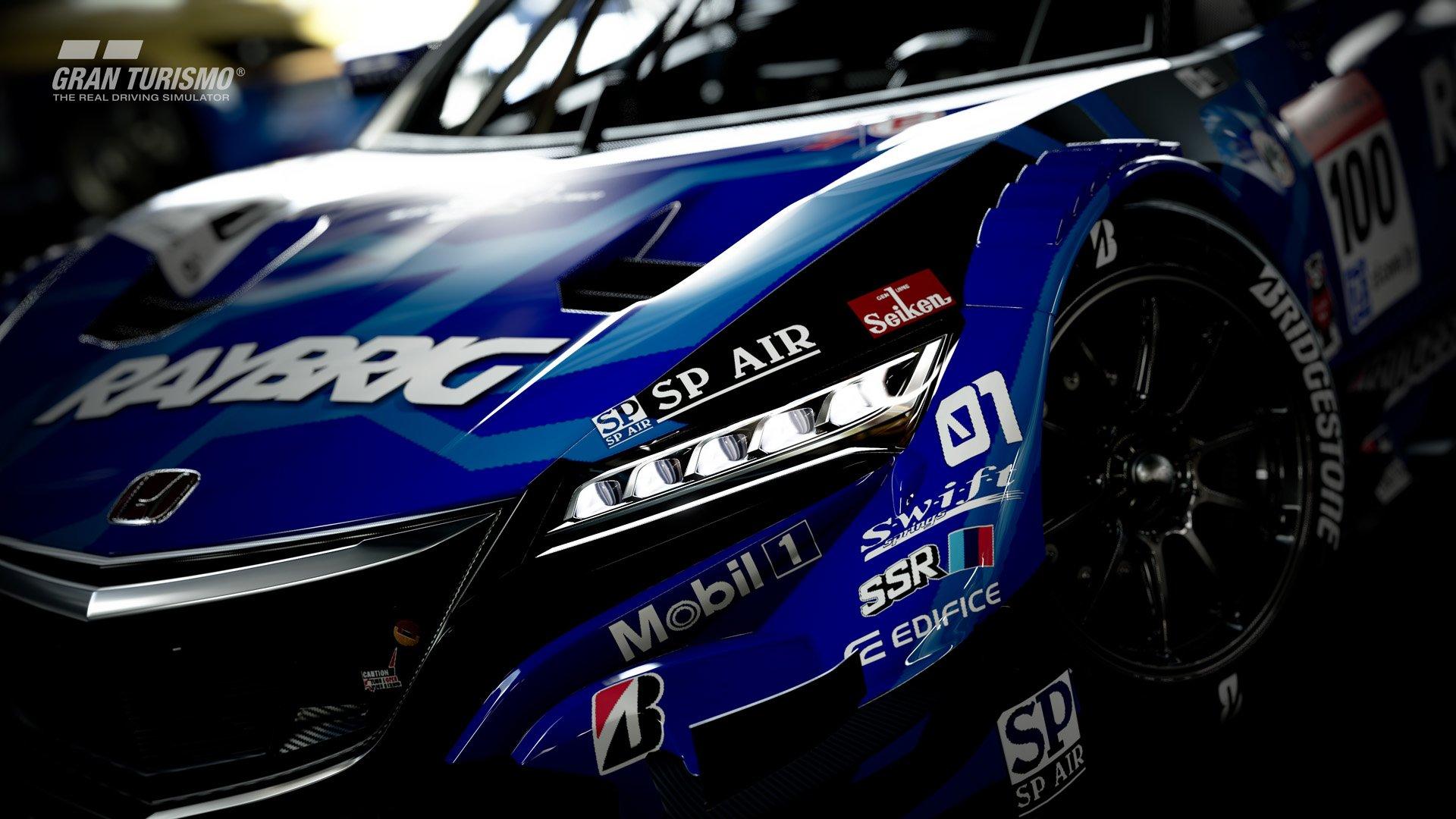 Gran Turismo Sport version 1.15 Honda RAYBRING NX CONCEPT-GT '16 (Gr.2) 2