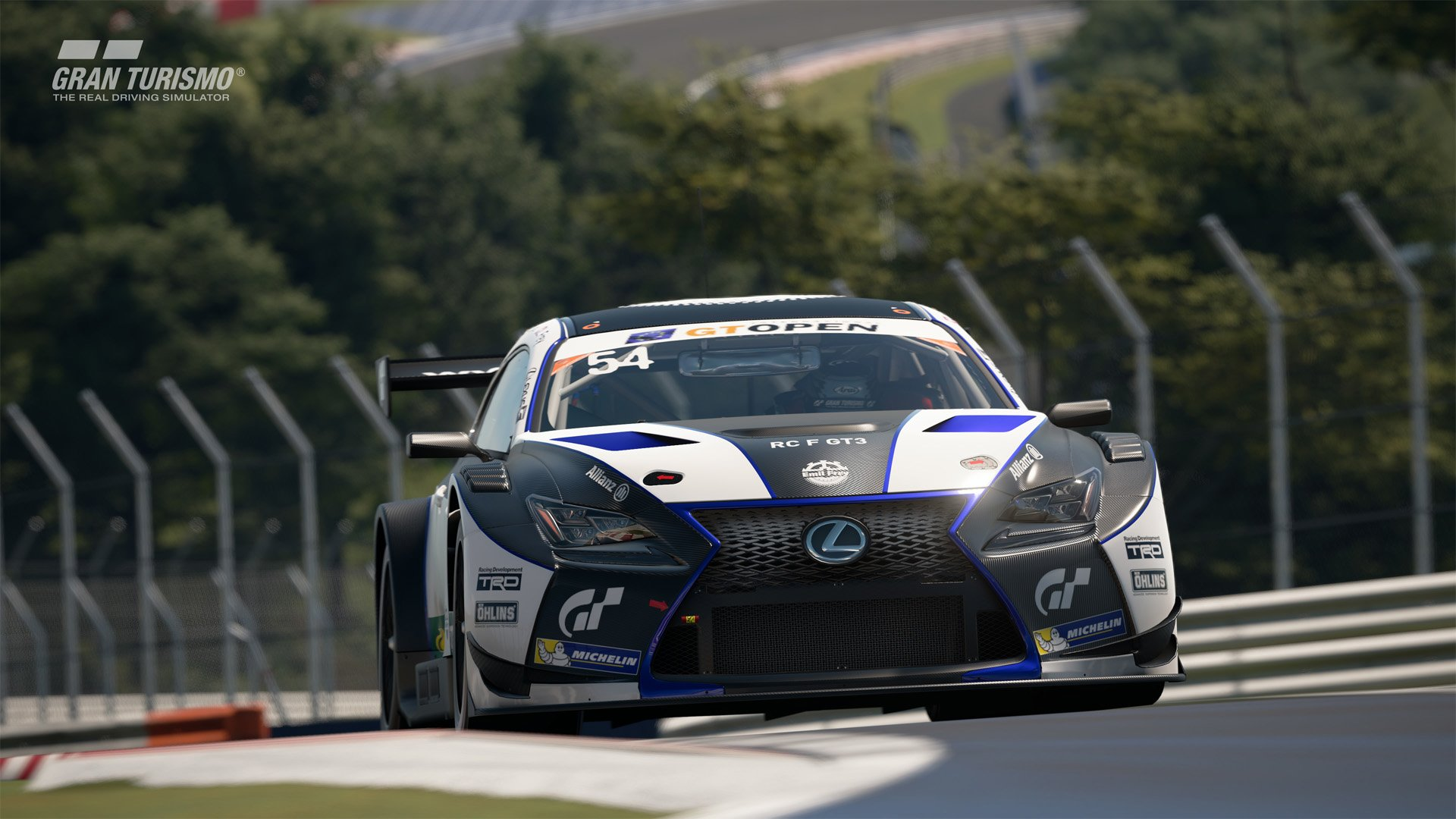 Gran Turismo Sport version 1.15 Lexus RC F GT3 (Emil Frey Racing) '17 (Gr.3) 2
