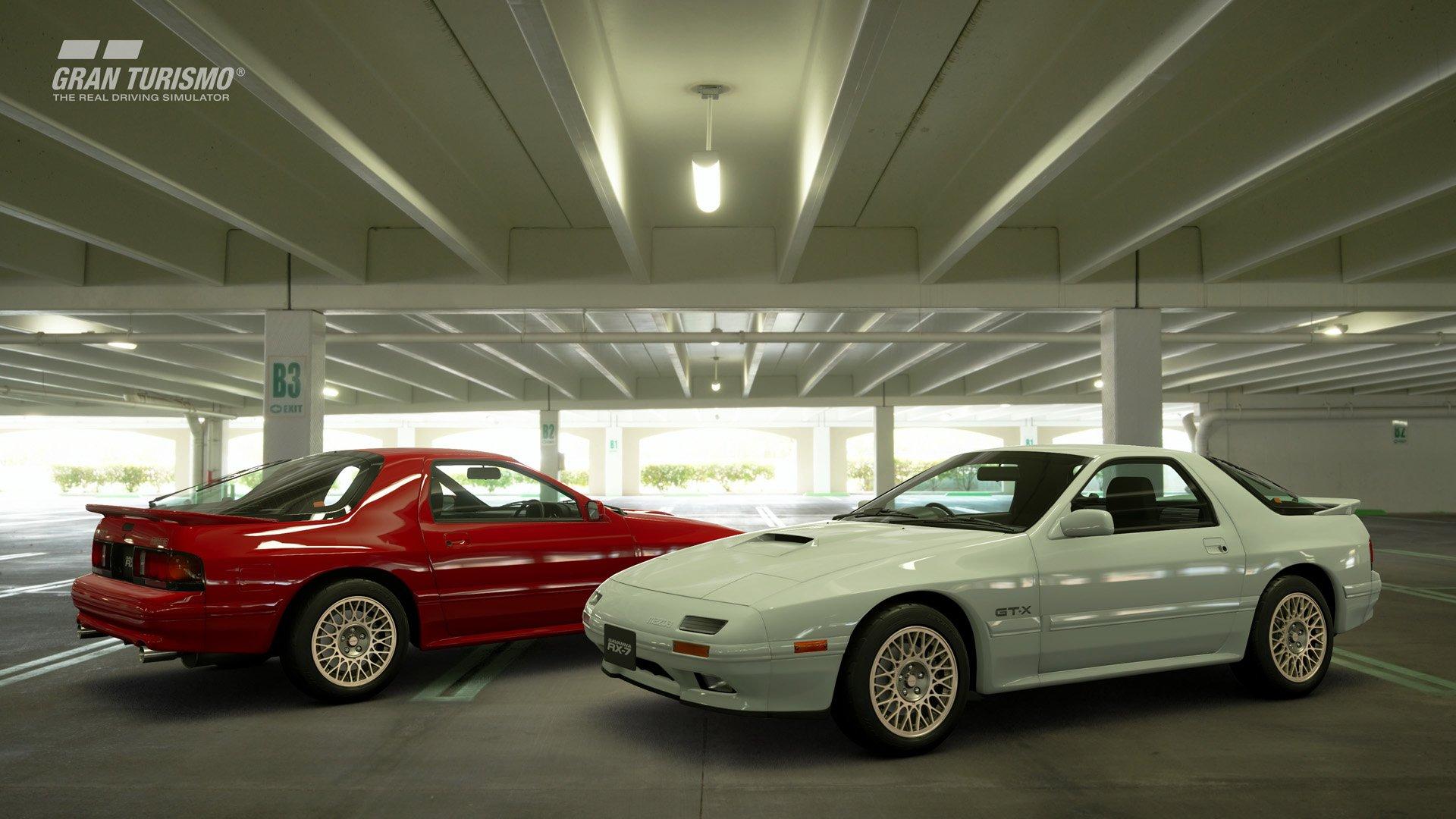 Gran Turismo Sport version 1.15 Mazda RX-7 GT-X (FC) '90 (N200) 1