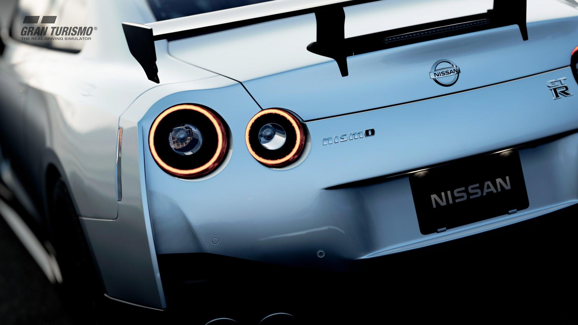 Gran Turismo Sport version 1.15 Nissan GT-R NISMO '17 (N600) 1