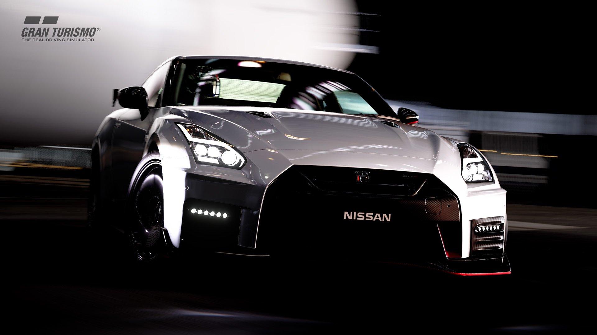 Gran Turismo Sport version 1.15 Nissan GT-R NISMO '17 (N600) 2
