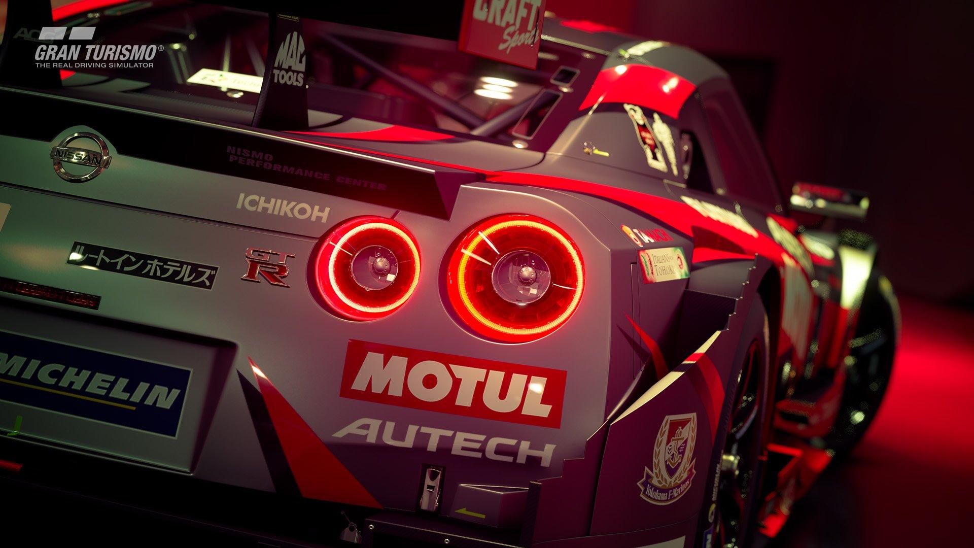Gran Turismo Sport version 1.15 Nissan MOTUL AUTECH GT-R '16 (Gr.2) 2