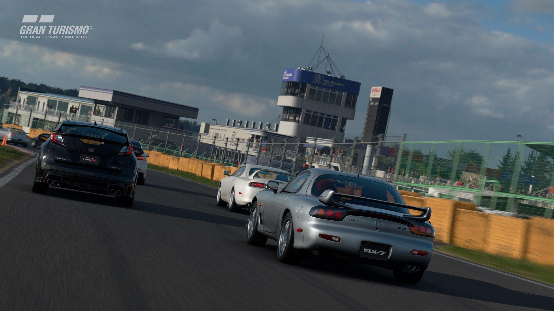 Gran Turismo Sport version 1.15 Tsukuba 1