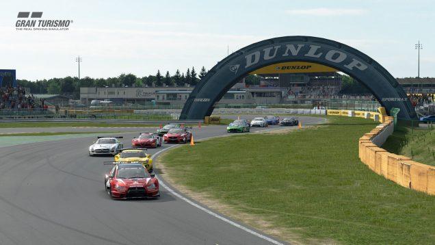 Gran Turismo Sport version 1.15 Tsukuba 4