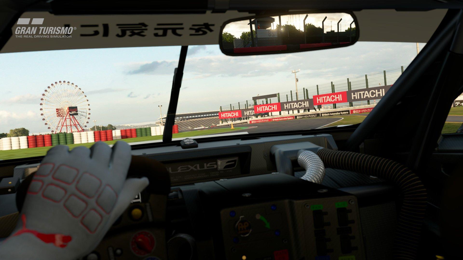 Gran Turismo Sport version 1.15 VR Time Trial
