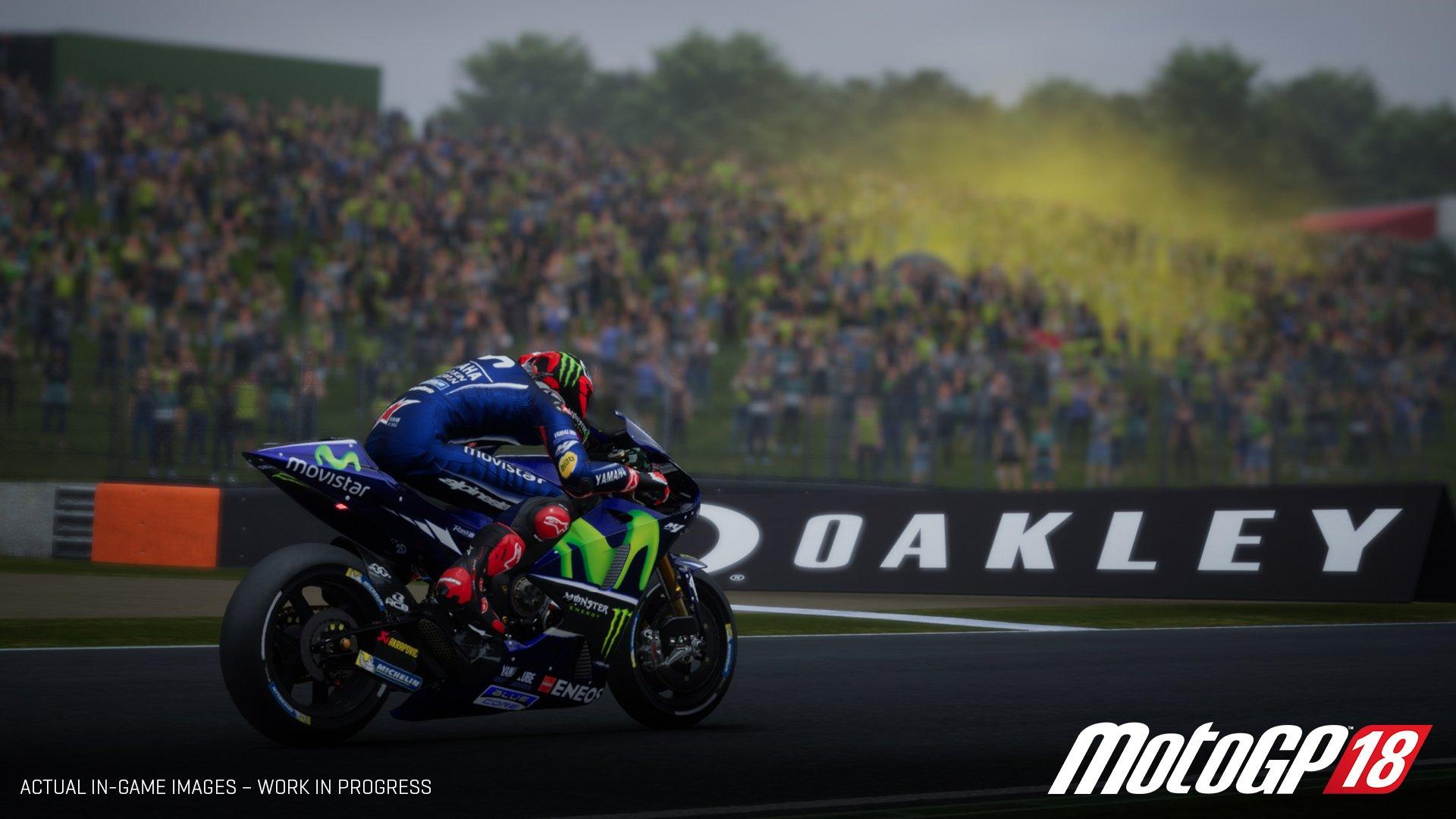MotoGP 18 Announced, Coming June 7 - Inside Sim Racing