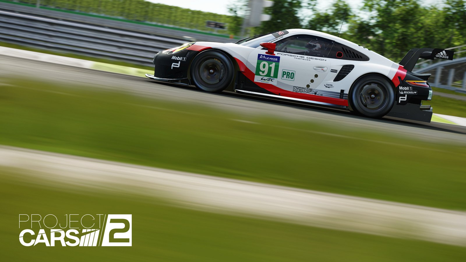 Project CARS 2 2017 Porsche 911 RSR preview