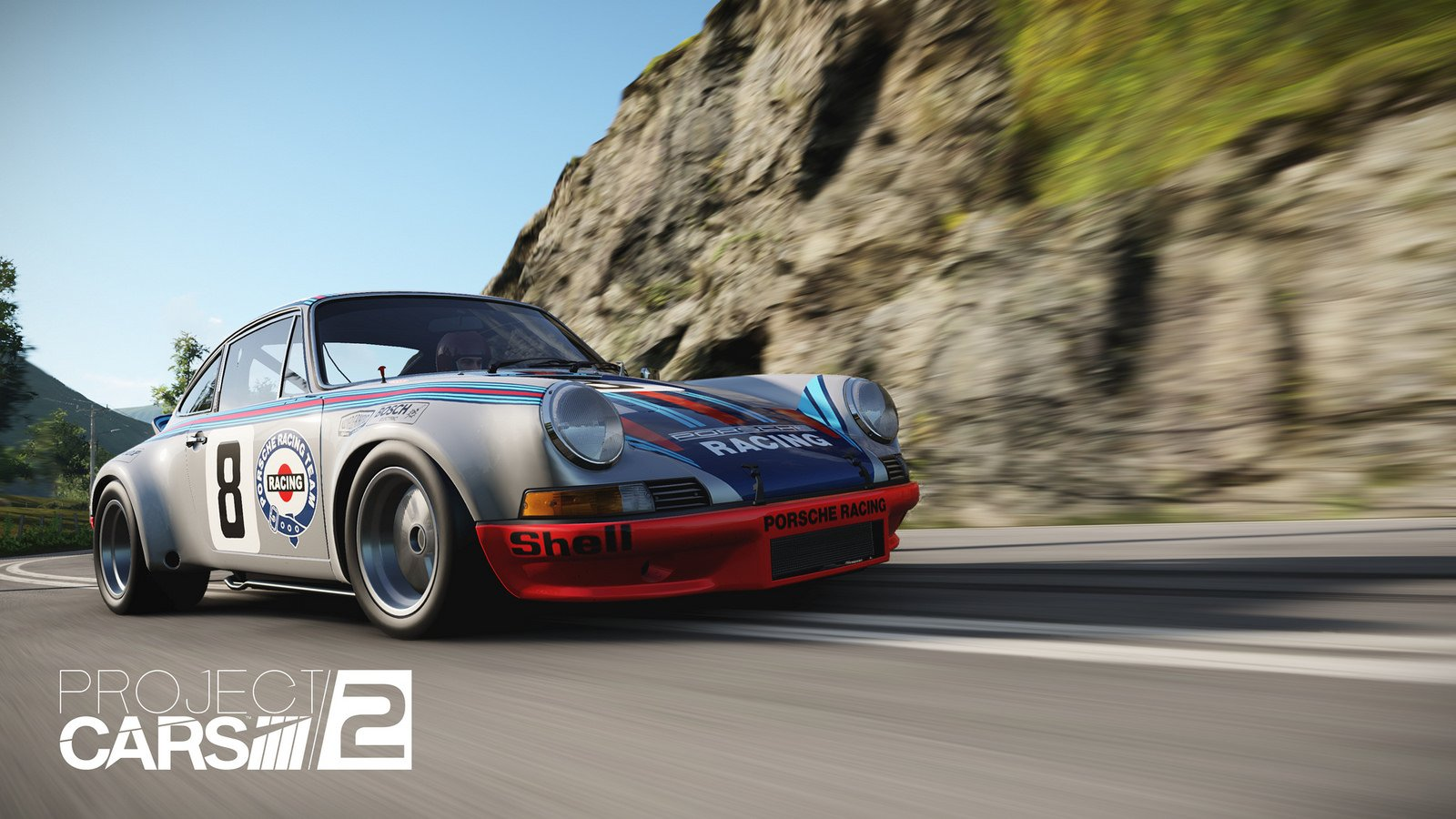 Project CARS 2 Porsche 911 RSR 2.8 preview
