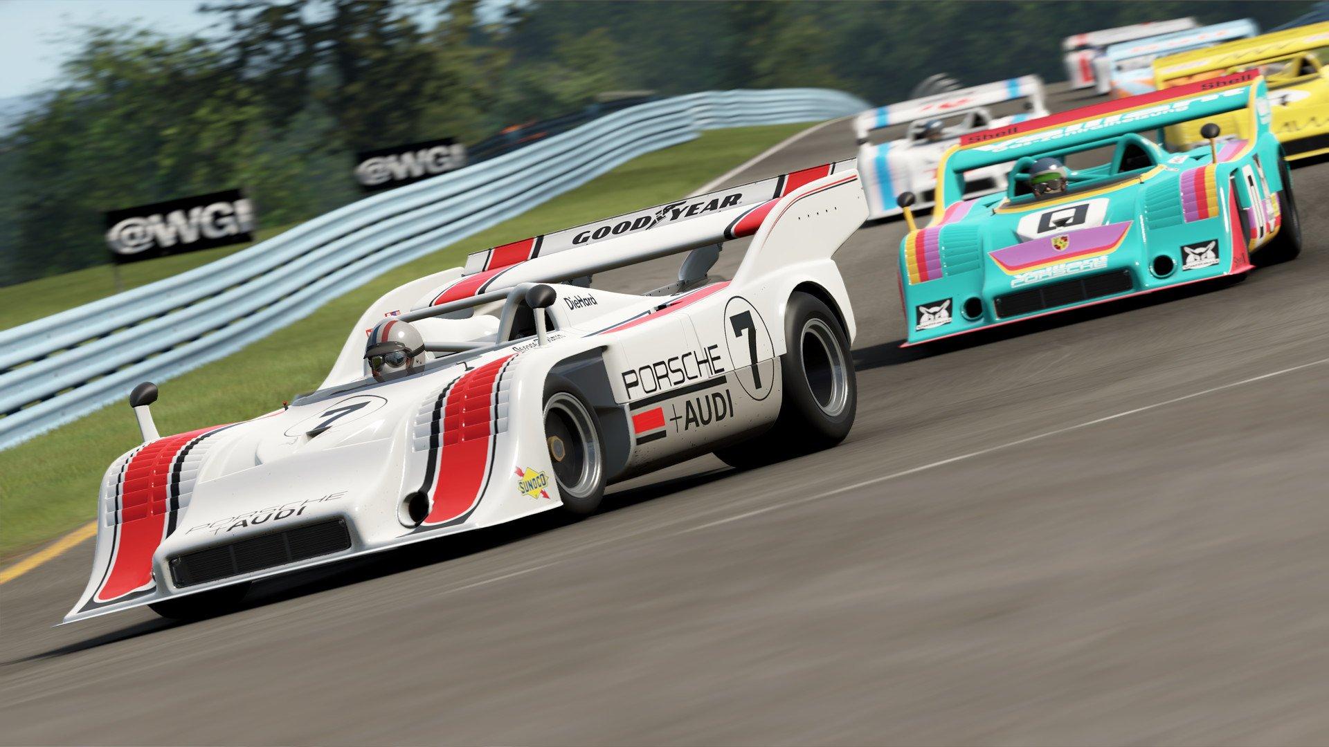 Project CARS 2 Porsche Legends Pack Porsche 917 10