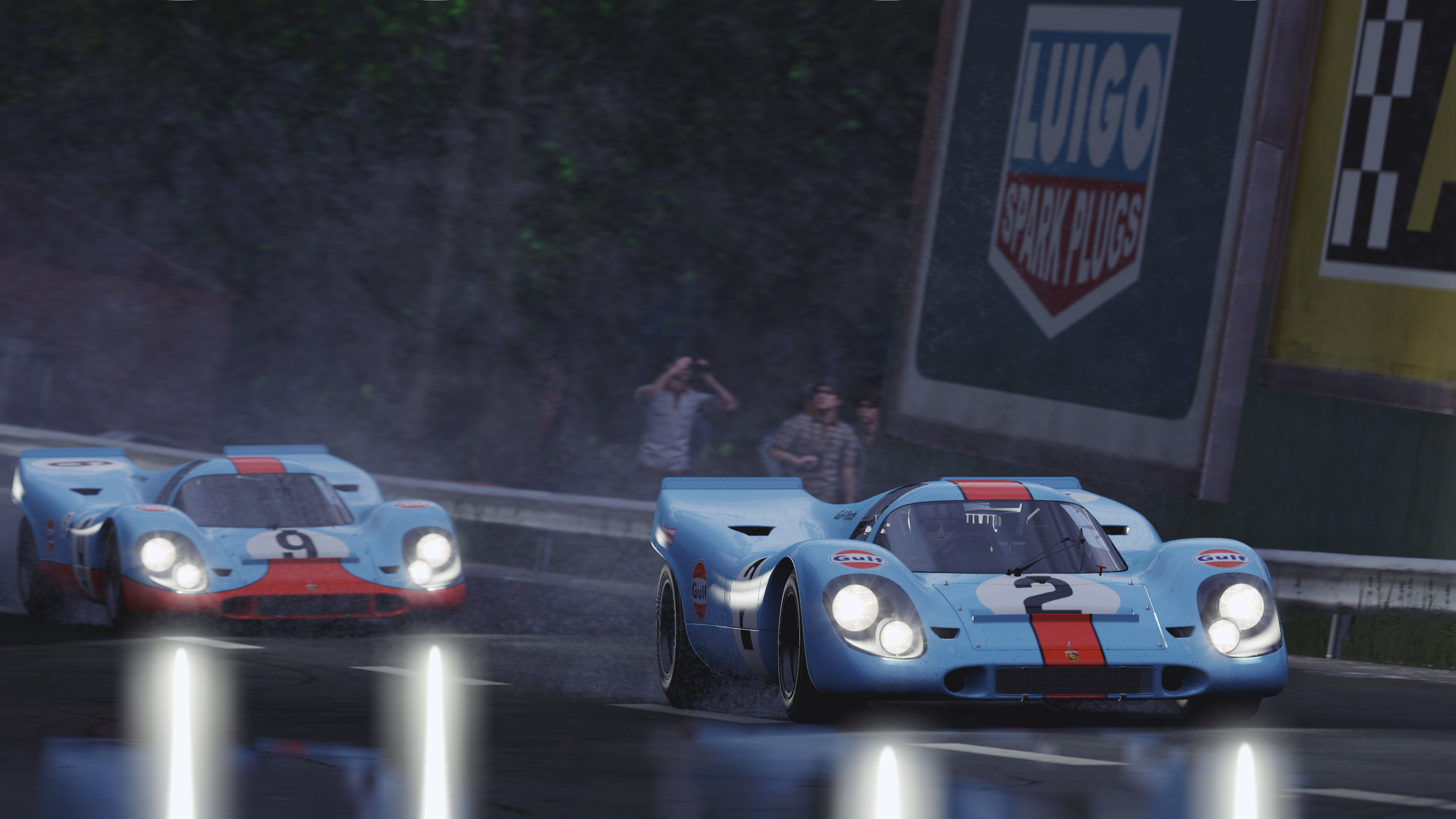 Project CARS 2 Porsche Legends Pack Porsche 917K