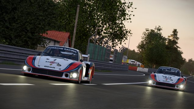 Project CARS 2 Porsche Legends Pack Porsche 935 81