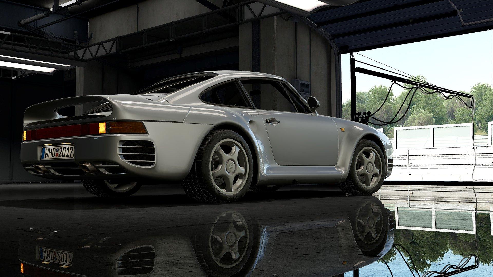 Project Cars 2 Porsche Legends Pack Adds Porsche 959 Leipzig Test Track And Other Rarities