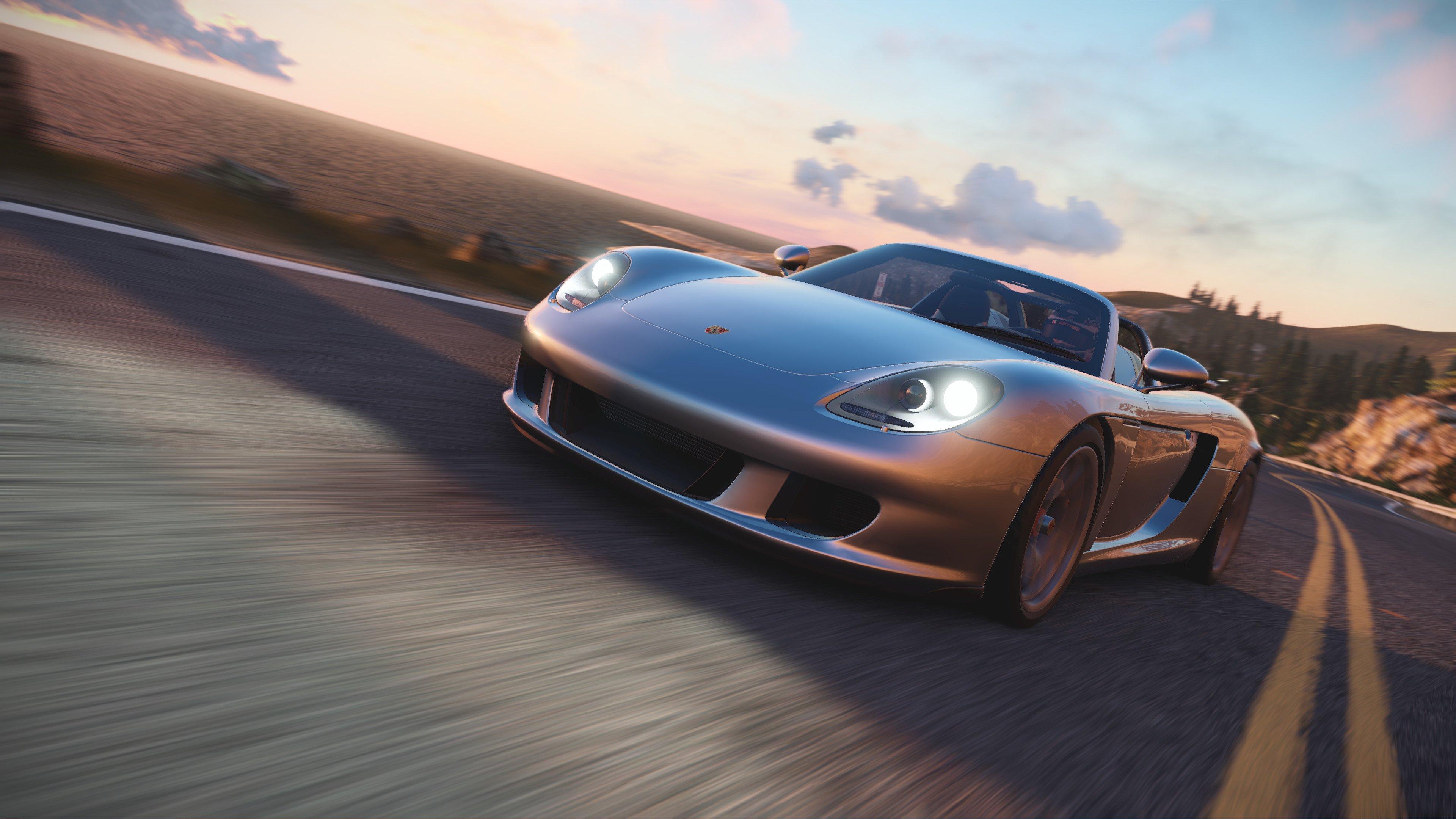 Project CARS 2 Porsche Legends Pack Porsche Carrera GT