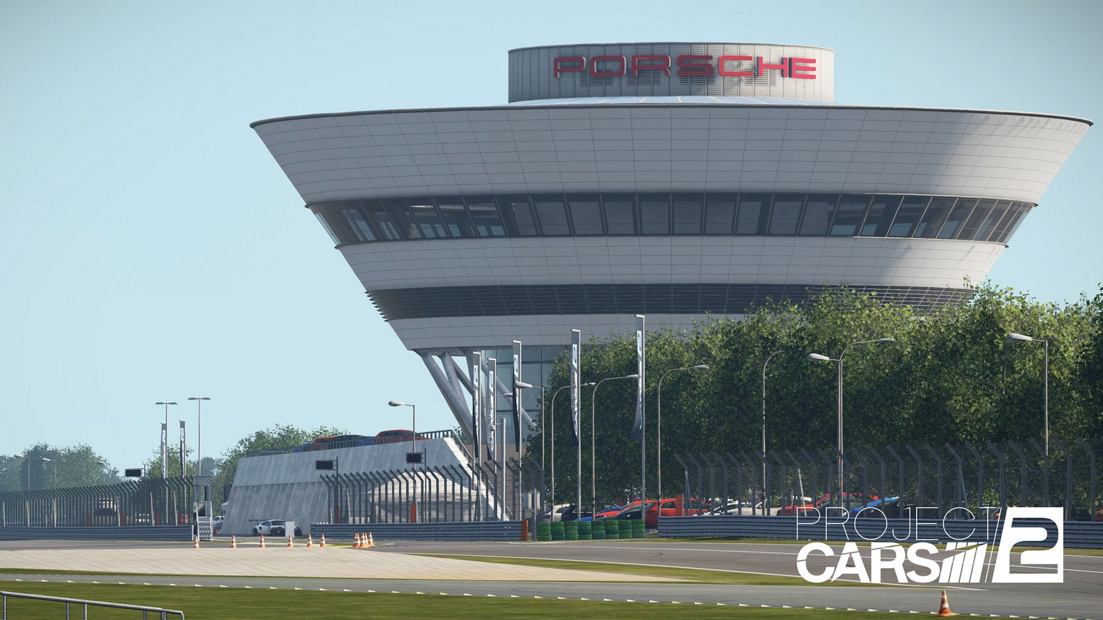 Project CARS 2 Porsche on road circuit test track Leipzig preview