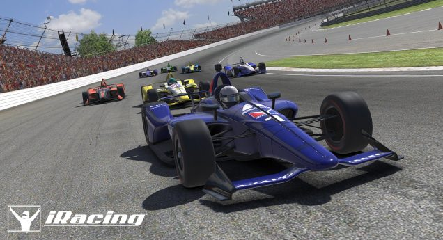 iRacing Dallara IR18 preview