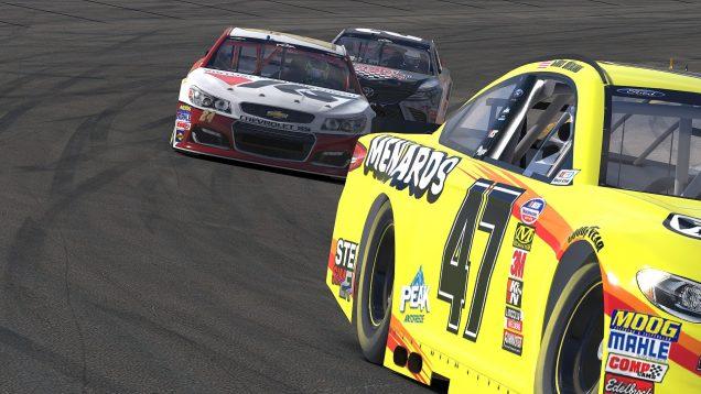iRacing NASCAR