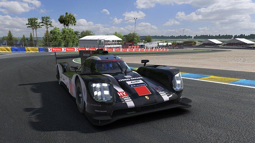iRacing Porsche 919 Le Mans 1