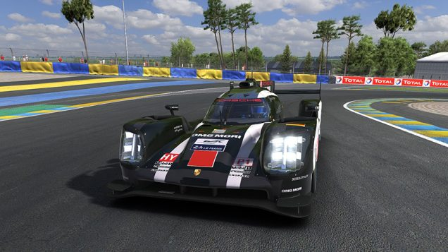 Iracing 2018 Season 2 Build Introduces Lmp1 Cars New Tracks And
