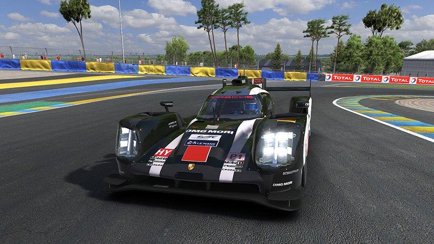 Iracing Porsche 919 Lmp1 Hotlap Le Mans Simrace247