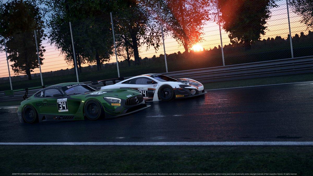 Assetto Corsa Competizione April preview 10