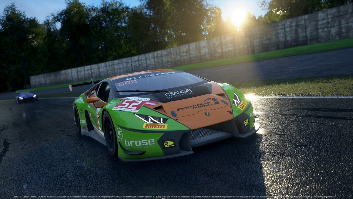 Assetto Corsa Competizione April preview 11