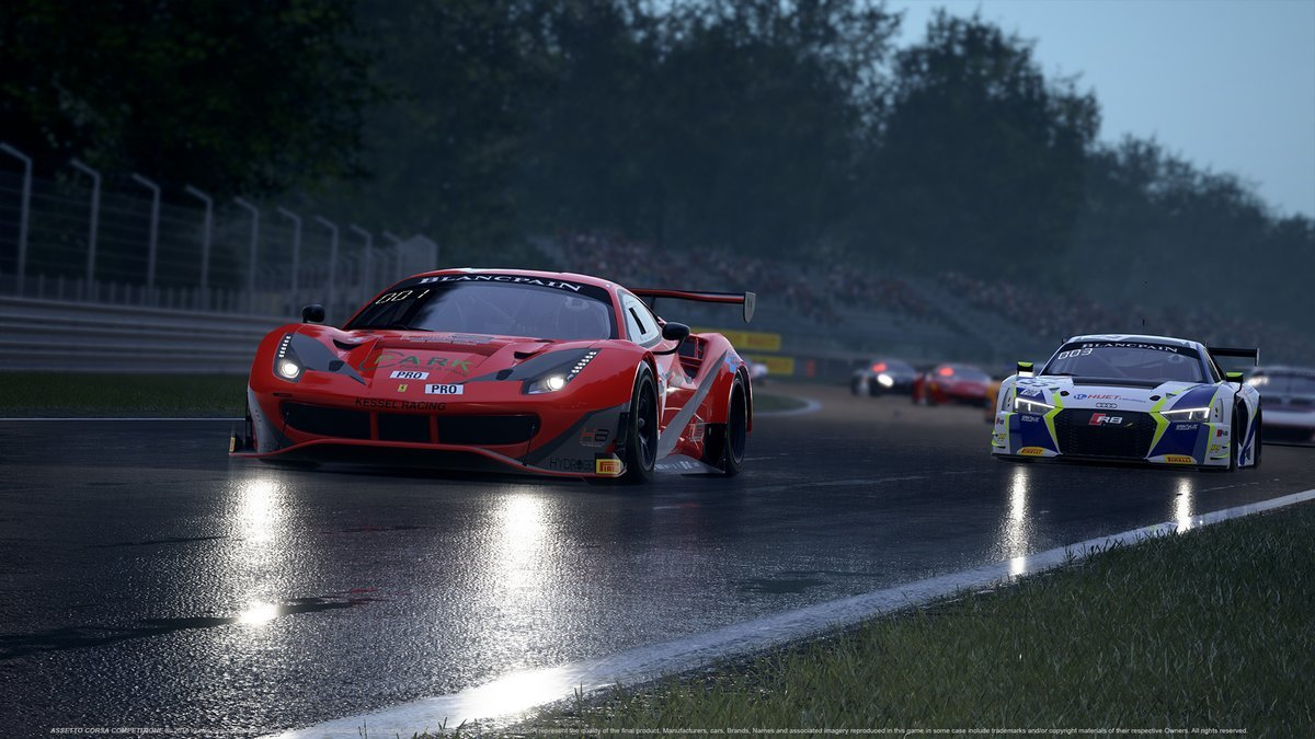 Assetto Corsa Competizione April preview 12